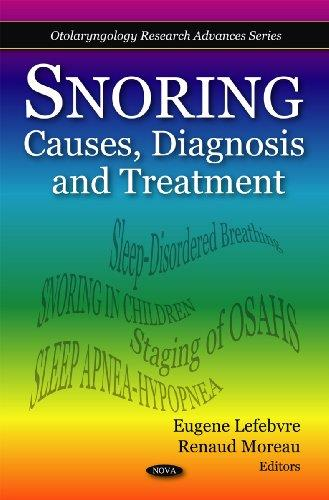 Snoring: Causes, Diagnosis and Treatment (Otolaryngology Research Advances)
