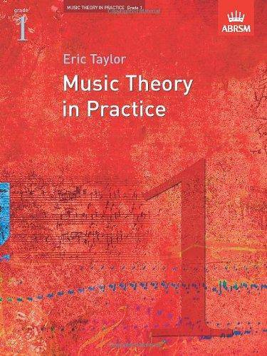 Music Theory in Practice, Grade 1 (Music Theory in Practice)