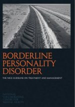 Borderline Personality Disorder (National Clinical Practice Guideline)