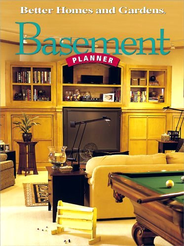 Basement Planner: Inspiration, Design, Remodeling, Materials, Decorating