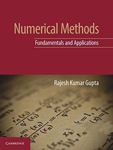 Numerical Methods: Fundamentals and Applications