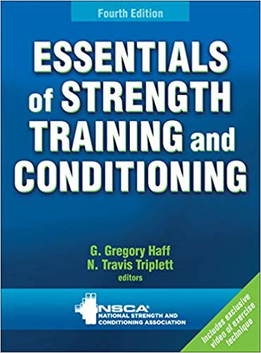 Essentials of Strength Training and Conditioning, 4th Edition