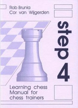 Learning Chess Manual for chess trainers Step 4