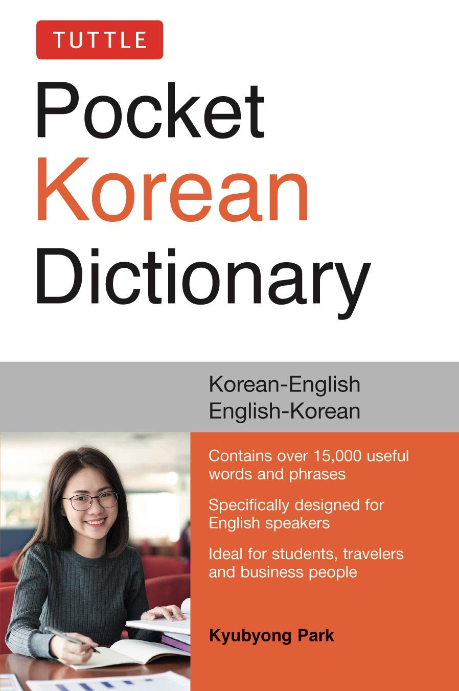 Tuttle Pocket Korean Dictionary: Korean-English, English-Korean