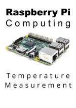 Raspberry Pi Computing: Temperature Measurement