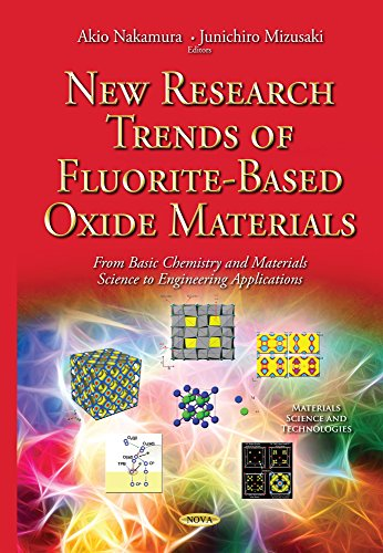 New Research Trends of Fluorite-Based Oxide Materials: From Basic Chemistry and Materials Science to Engineering Applications