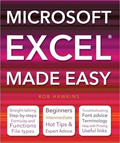 Microsoft Excel Made Easy (Computing Made Easy)