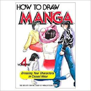 How To Draw Manga: Dressing Your Characters in Casual Wear (How to Draw Manga)