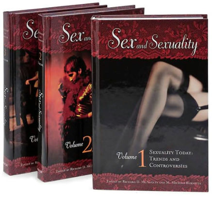 Sex and Sexuality (Volumes 1-3)
