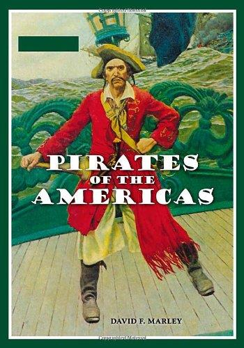 Pirates of the Americas  2 volumes