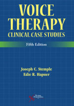 Voice Therapy : Clinical Case Studies, Fifth Edition