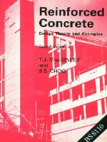 Reinforced Concrete: Design theory and examples, 2nd Edition