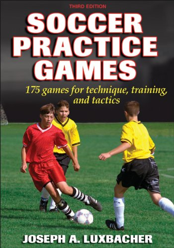 Soccer Practice Games-3rd Edition