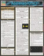 Astronomy (Quickstudy Reference Guides)