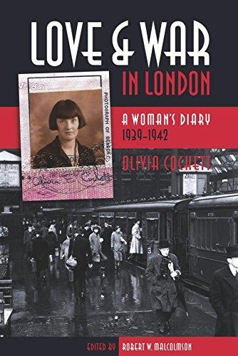 Love and War in London: A Woman's Diary 1939-1942 (Life Writing)