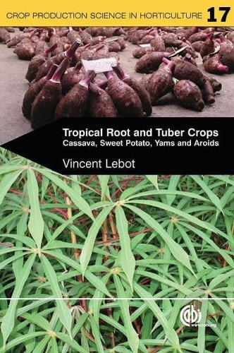 Tropical Root and Tuber Crops: Cassava, Sweet Potato, Yams, Aroids