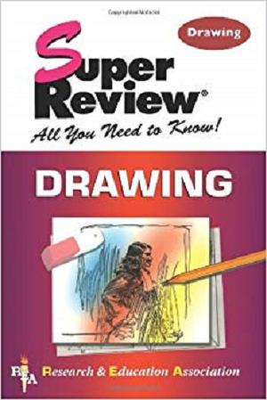 Drawing Super Review (Super Reviews Study Guides)