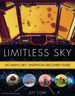 Limitless Sky : No Man's Sky Unofficial Discovery Guide
