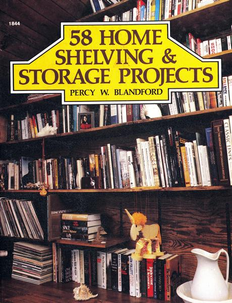 58 Home Shelving & Storage Projects