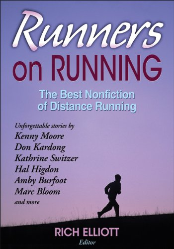 Runners on Running: The Best Nonfiction of Distance Running (Outdoor Adventures)