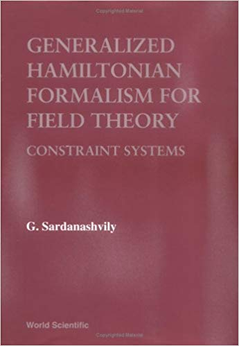 Generalized Hamiltonian Formalism for Field Theory: Constraint Systems