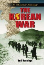 The Korean War: An Exhaustive Chronology (3 Vol. Set)