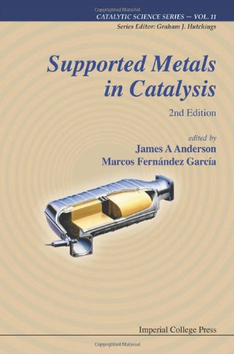 Supported Metals In Catalysis, 2nd Edition