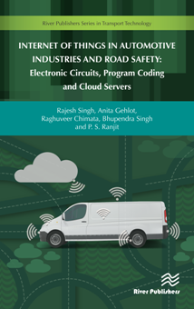 Internet of Things in Automotive Industries and Road Safety : Electronic Circuits, Program Coding and Cloud Servers