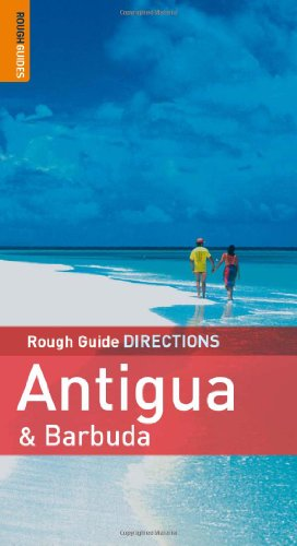 Rough Guide Directions Antigua and Barbuda, 2nd edition