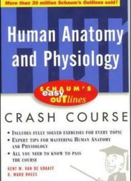 Schaum's easy outlines of human anatomy and physiology