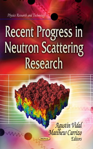 Recent Progress in Neutron Scattering Research