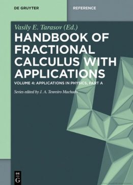 Handbook Of Fractional Calculus With Applications in Physics, Part B, Vol. 5
