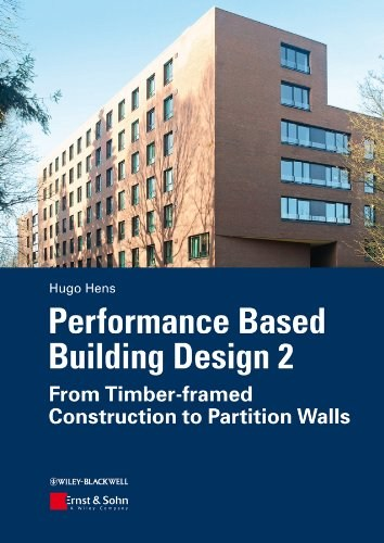 Performance Based Building Design 2: From Timber-framed Construction to Partition Walls