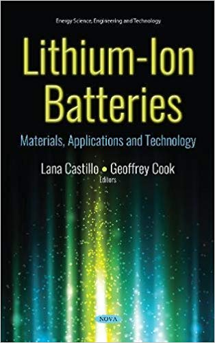Lithium-ion Batteries: Materials, Applications and Technology