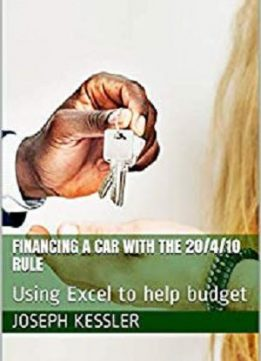 Financing a Car With The 20/4/10 Rule: Using Excel to help budget