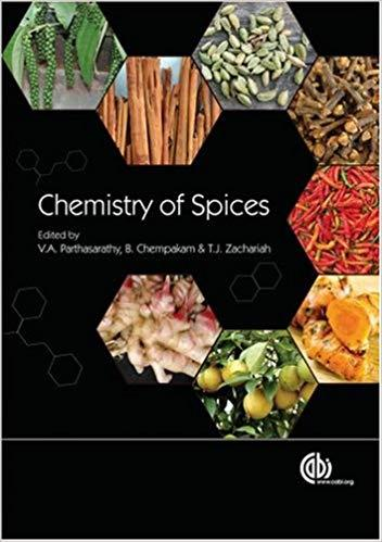 Chemistry of Spices (Cabi)
