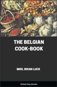 The Belgian Cook-Book