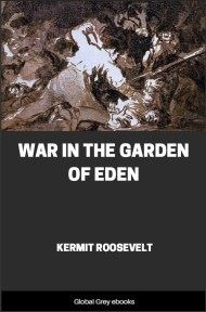 War in the Garden of Eden