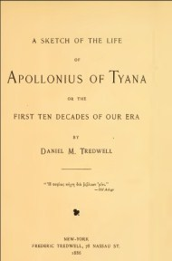 A Sketch of the Life of Apollonius of Tyana