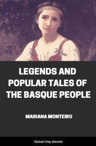 Legends and Popular Tales of the Basque People