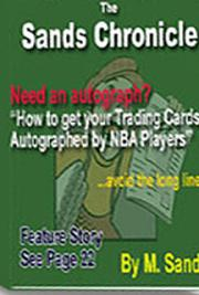 How to get your NBA Trading Cards Autographed