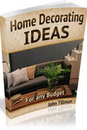 Home Decorating Ideas for Any Budget