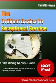The Brilliant Basics to Exceptional Restaurant Service