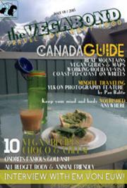 The Vegabond - Issue #1 Canada Guide