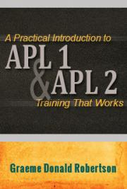 A Practical Introduction to APL 1 & APL 2