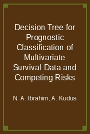 Decision Tree for Prognostic Classification of Multivariate Survival Data and Competing Risks