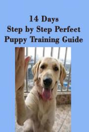 14 Days Step by Step Perfect Puppy Training Guide