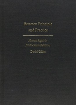 Download ebook Between Principle & Practice: Human Rights In North-south Relations