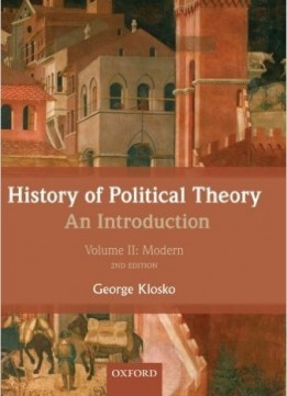 Download ebook History Of Political Theory: An Introduction: Volume Ii: Modern, 2 Edition