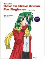 How To Draw Manga Anime – For Beginner